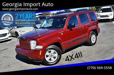 2009 Jeep Liberty for sale in Alpharetta, GA