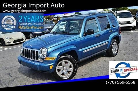 2006 Jeep Liberty for sale in Alpharetta, GA
