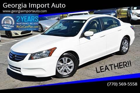 2011 Honda Accord for sale in Alpharetta, GA