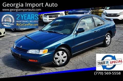 1995 Honda Accord for sale in Alpharetta, GA