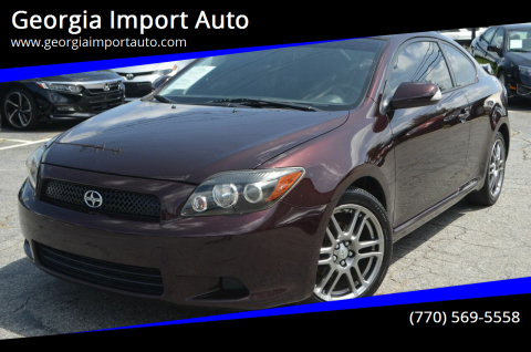 2009 Scion tC for sale at Georgia Import Auto in Alpharetta GA