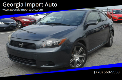 2008 Scion tC for sale at Georgia Import Auto in Alpharetta GA