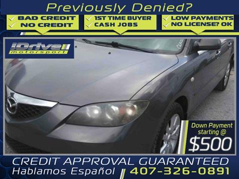 2008 Mazda MAZDA3 for sale in Orlando, FL