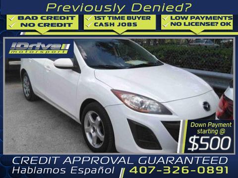 2010 Mazda MAZDA3 for sale in Orlando, FL