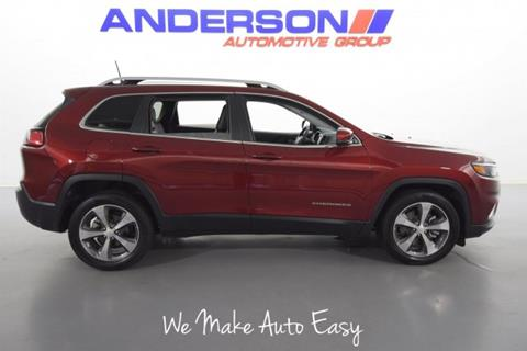 2019 Jeep Cherokee For Sale In Rockford Il
