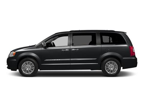 2015 Chrysler Town and Country for sale in Rockford, IL