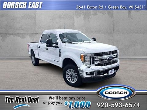 Dorsch Ford Green Bay >> 2017 Ford F 250 Super Duty For Sale In Green Bay Wi
