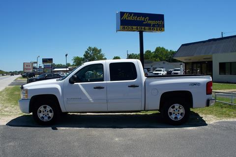 2011 Chevrolet Silverado 1500 for sale in Sumter, SC