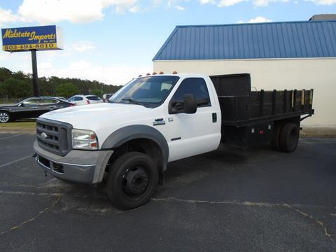 2005 Ford F-550 Super Duty for sale in Sumter, SC