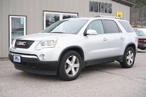 Acadia For Sale >> Gmc Acadia For Sale In Auburn Me Dc Motors