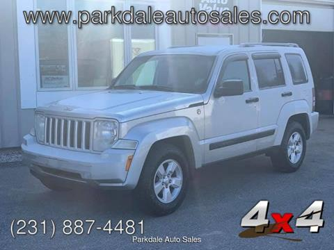 2009 Jeep Liberty for sale in Manistee, MI