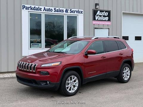 2016 Jeep Cherokee for sale in Manistee, MI