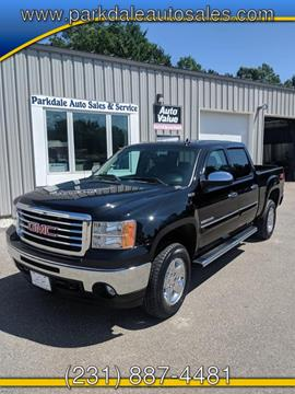 2010 GMC Sierra 1500 for sale in Manistee, MI