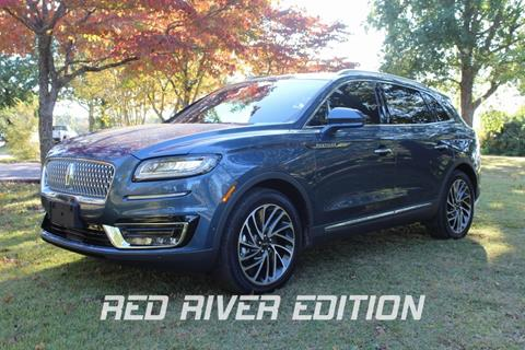 2019 Lincoln Nautilus for sale in Heber Springs, AR