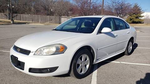 2010 Chevrolet Impala for sale at Nationwide Auto in Merriam KS