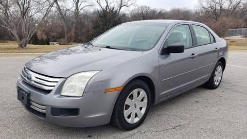 2007 Ford Fusion for sale at Nationwide Auto in Merriam KS