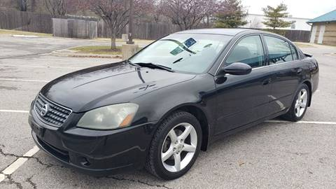 2005 Nissan Altima for sale at Nationwide Auto in Merriam KS