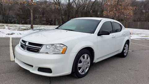 2013 Dodge Avenger for sale at Nationwide Auto in Merriam KS