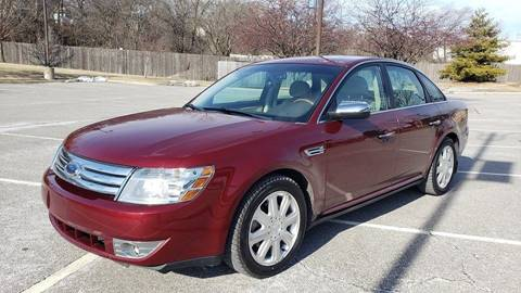 2008 Ford Taurus for sale at Nationwide Auto in Merriam KS