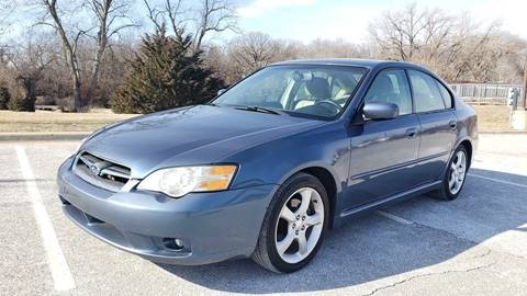 2006 Subaru Legacy for sale at Nationwide Auto in Merriam KS