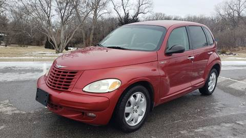 2003 Chrysler PT Cruiser for sale at Nationwide Auto in Merriam KS