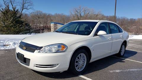 2008 Chevrolet Impala for sale at Nationwide Auto in Merriam KS