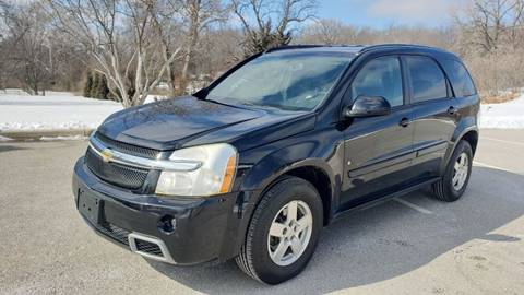 2008 Chevrolet Equinox for sale at Nationwide Auto in Merriam KS