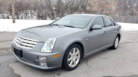 2005 Cadillac STS for sale at Nationwide Auto in Merriam KS