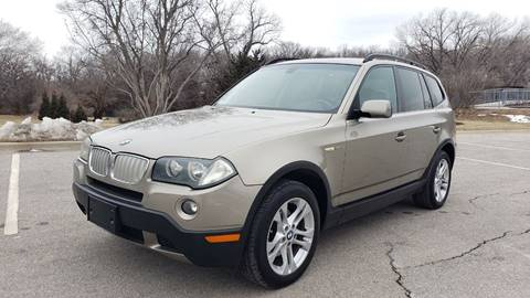 2008 BMW X3 for sale at Nationwide Auto in Merriam KS