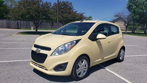 2014 Chevrolet Spark for sale at Nationwide Auto in Merriam KS