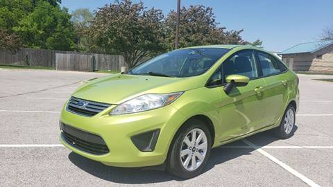 2011 Ford Fiesta for sale at Nationwide Auto in Merriam KS