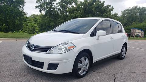 2012 Nissan Versa for sale at Nationwide Auto in Merriam KS