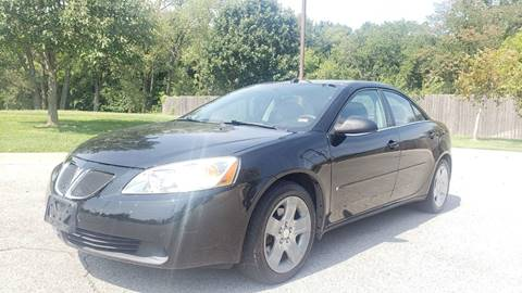 2008 Pontiac G6 for sale at Nationwide Auto in Merriam KS
