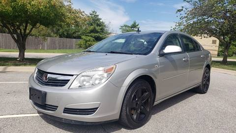 2008 Saturn Aura for sale at Nationwide Auto in Merriam KS