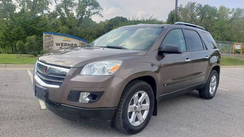 2008 Saturn Outlook for sale at Nationwide Auto in Merriam KS