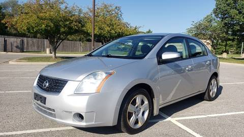 2009 Nissan Sentra for sale at Nationwide Auto in Merriam KS