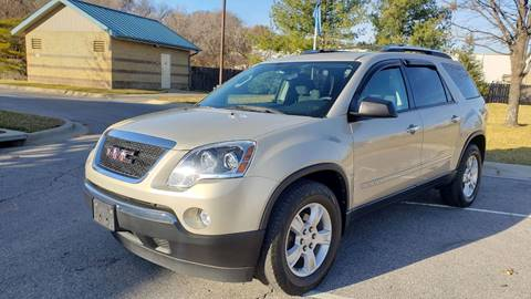2008 GMC Acadia for sale at Nationwide Auto in Merriam KS