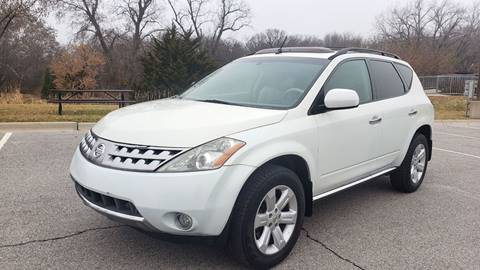 2006 Nissan Murano for sale at Nationwide Auto in Merriam KS