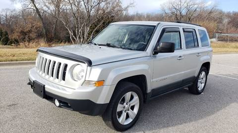 2011 Jeep Patriot for sale at Nationwide Auto in Merriam KS