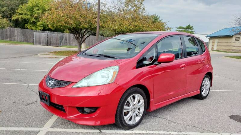 2009 Honda Fit for sale at Nationwide Auto in Merriam KS