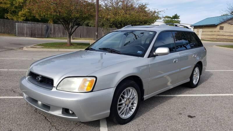 2003 Subaru Legacy for sale at Nationwide Auto in Merriam KS