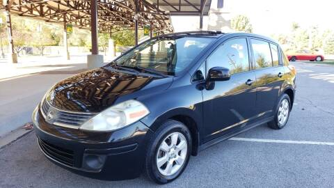 2008 Nissan Versa for sale at Nationwide Auto in Merriam KS