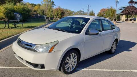 2010 Ford Focus for sale at Nationwide Auto in Merriam KS