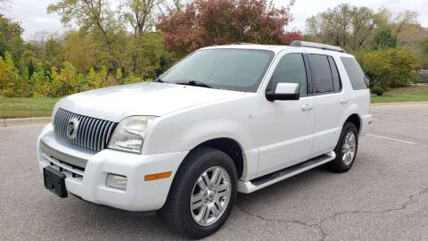 2006 Mercury Mountaineer for sale at Nationwide Auto in Merriam KS