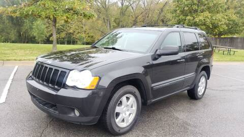 2008 Jeep Grand Cherokee for sale at Nationwide Auto in Merriam KS