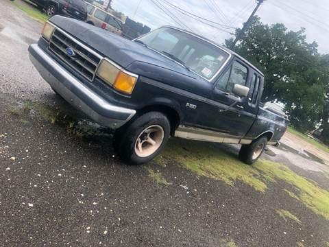 1991 Ford F-150 for sale in Lake Charles, LA