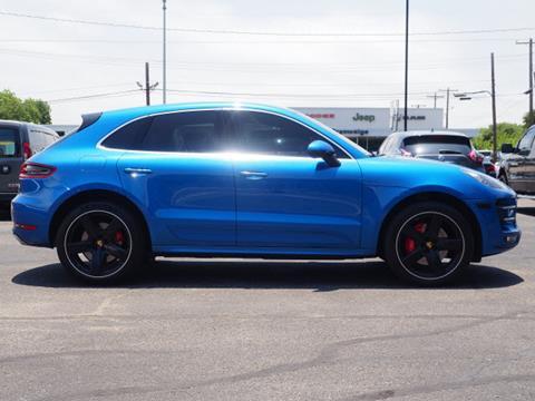 2016 Porsche Macan for sale in Fredericksburg, TX