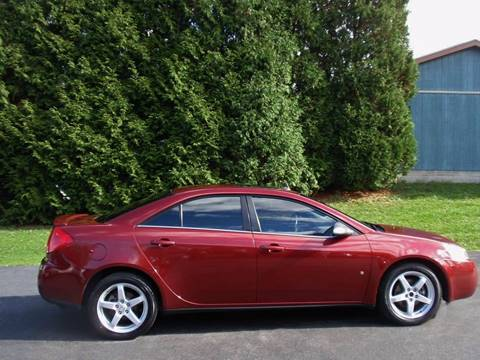 2009 Pontiac G6 for sale in Brookfield, OH