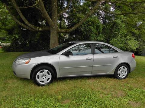 2008 Pontiac G6 for sale in Brookfield, OH