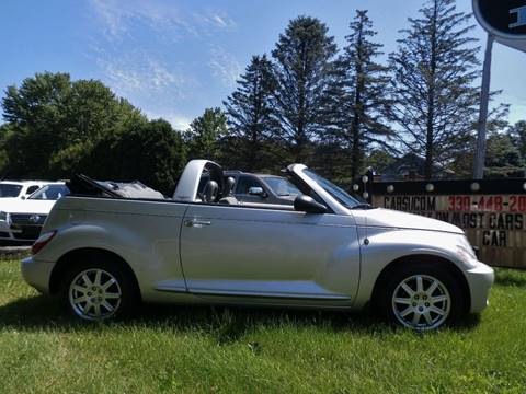 2007 Chrysler PT Cruiser for sale at CARS II in Brookfield OH